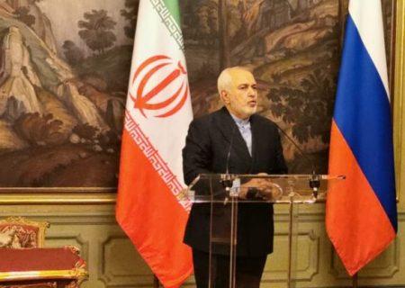 ظریف: واکسن روسی کرونا در ایران ثبت شد