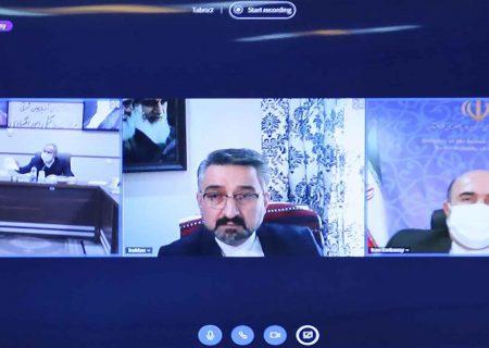 آماده تأسیس دفتر تجارتی ایران در قزاقستان هستیم