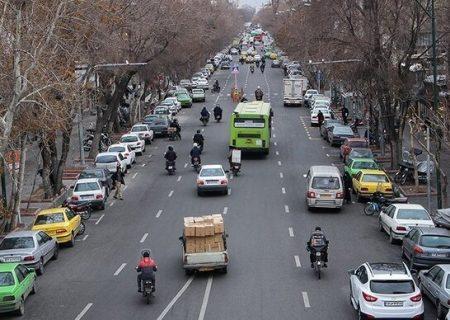 احتمال یک طرفه شدن خیابان خیام تبریز