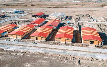 بهره برداری از ۳۱ واحد تولیدی (صنعتی و معدنی) در منطقه آزاد ماکو