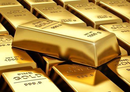 قیمت طلا در دنیا هم کاهشی شد