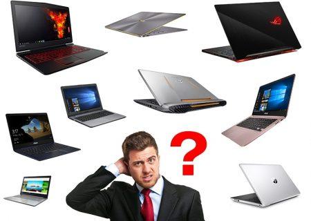 با ۹ میلیون چه لپ تاپ هایی می توانیم بخریم؟ (+جدول)