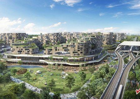 شهر هوشمند سنگاپور با ۴۲هزار خانه ساخته میشود