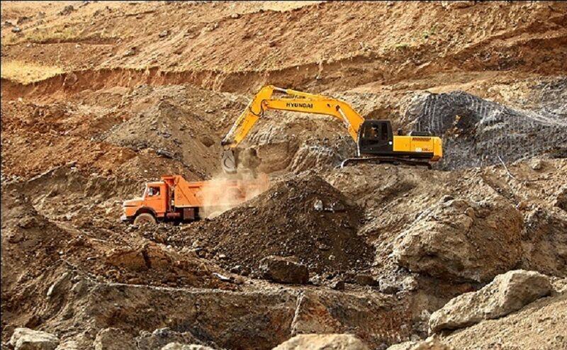 انتقاد از وضعیت برداشت غیرمجاز از محدوده معدن طلای اندریان