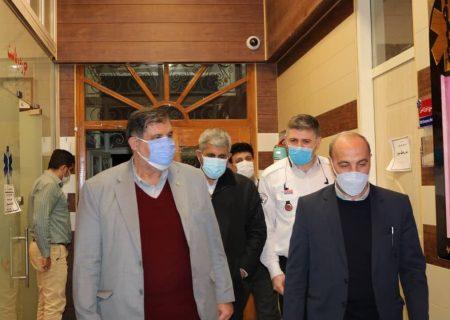 ۹۰ درصد بیمارستان های آذربایجانشرقی نوسازی شدند