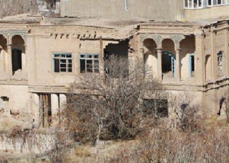آموزش و پرورش موظف به مرمت خانه کلانتر تبریز است