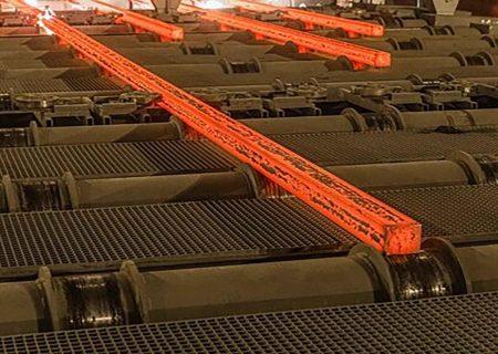 تولید و صادرات شمش فولاد در استان اردبیل افزایش یافت