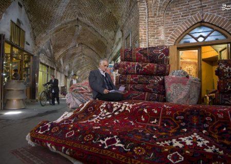 بارقه های امید برای پایتخت فرش دستباف ایران