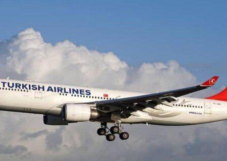 اعلام برنامه پروازهای نوروزی ترکیه از فرودگاه تبریز