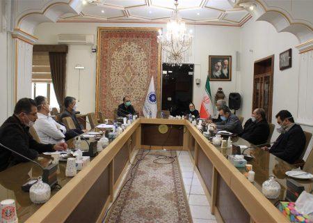 جلسه کارگروه کارشناسی شورای گفتگوی آذربایجان شرقی برگزار شد