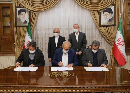 امضا تفاهم نامه سه جانبه شهرداری، آموزش و پرورش و انجمن حکمت در تبریز