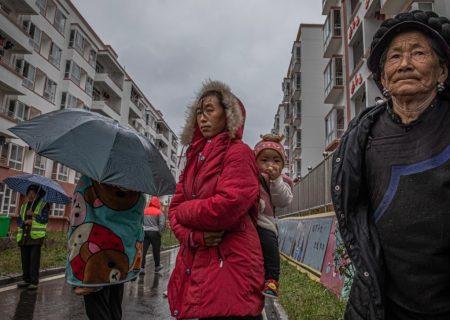 فقرزدایی کامل در چین/ انتقال روستائیان به شهرهای کوچک (+عکس)
