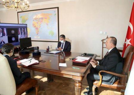 """ترکیه و ایران دربارهی مسائل قفقاز گفتگو کردند: """"ما میتوانیم با هم به صلح و رفاه در منطقه برسیم"""""""