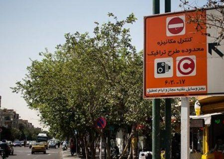 تردد خودروها در هسته مرکزی تبریز ۳۵ درصد کاهش یافت