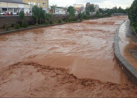 آخرین خبرها از خسارتهای بارندگی و سیلاب در آذربایجان شرقی