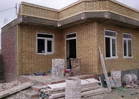 ۸۸ خانه تا تیر سال آینده برای محرومان عجبشیر ساخته میشود
