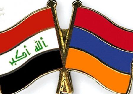 کنسولگری ارمنستان در اربیل فعالیت های دیپلماتیک اقلیم کردستان عراق را افزایش می دهد