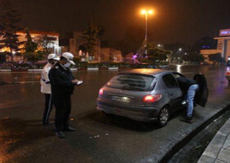 روزانه ۱۵۰۰ خودرو بهخاطر محدودیت کرونایی در تبریز جریمه میشوند