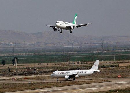 افزایش آمار مسافر و پرواز فرودگاه تبریز در بهمن ماه