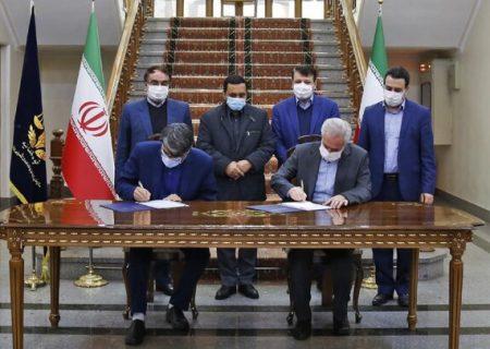امضای تفاهم نامه توانمندسازی زندانیان بین استانداری آذربایجان شرقی و سازمان زندانها
