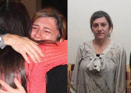 آزادی زن تک تیرانداز ارمنی از اسارت
