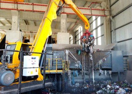 زبالههای آلانیای ترکیه به انرژی تبدیل میشوند