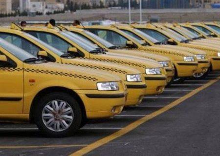 ۵۳ درصد تاکسیهای شهری تبریز فرسوده است