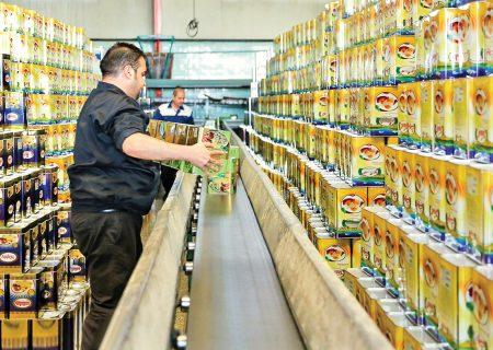 یکهزار تن روغن نباتی طی یک هفته در آذربایجانشرقی توزیع شد