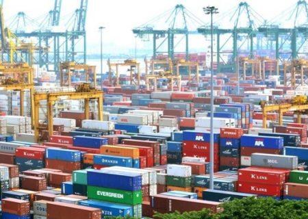 تجارت ۷٫۵میلیارد دلاری کشور در اسفند ماه