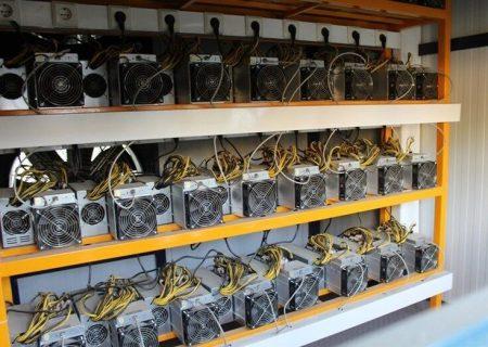 کشف ۳۰ دستگاه ماینر تولید ارز دیجیتال در مرند
