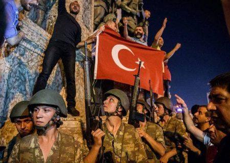 نگرانیها از تکرار کودتا در ترکیه
