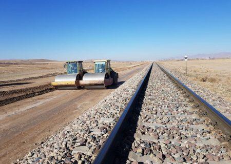 منابع لازم برای ۲خطه کردن راه آهن زنجان – قزوین جذب شده است