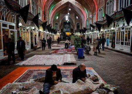 تجار تبریزی رونق دهندگان فرش در ایران