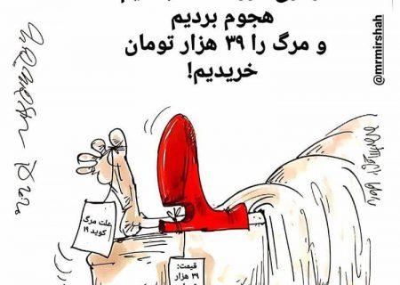 کمبود مرغ و کرامات شیخ ما!