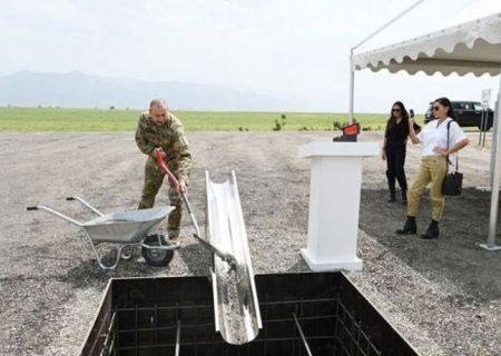 کلنگزنی احداث دومین فرودگاه در سرزمینهای آزاد شده؛ این بار زنگیلان