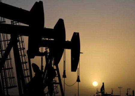 نقشه بزرگترین ذخایر نفت جهان
