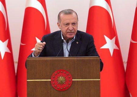 اردوغان: دولت تروریستی اسراییل وحشیانه به مسلمانان فلسطینی حمله می کند