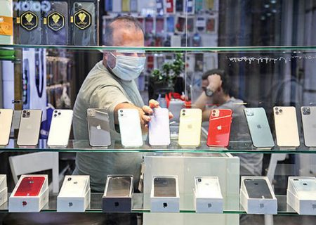 کاهش ۲۰ درصدی قیمت موبایل