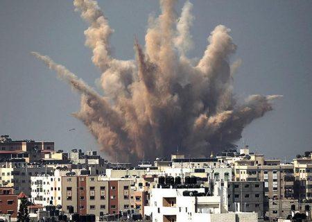 شمار شهدای غزه به ۲۵۳ تن رسید