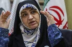 زهرا شیخی رییس ستاد انتخاباتی قاضی زاده هاشمی شد