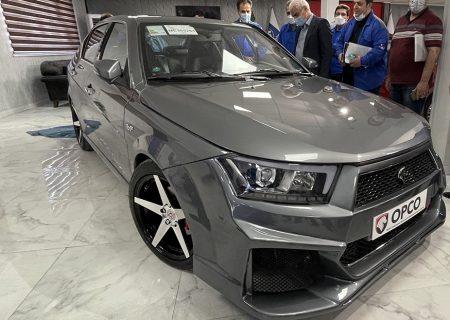 قدرت ۲۰۰ اسب بخاربا ۲۷۰ نیوتن مترگشتاور/ مدیر عامل ایران خودرو: اختصاص ۱ درصد تولید به خودروهای سفارشی (+عکس)