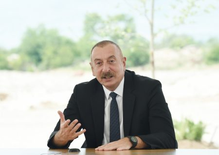 رئیس جمهور آذربایجان: ما مرزهای خود را بیشتر تقویت خواهیم کرد، هیچ کس نمی تواند ما را تحت فشار قرار دهد
