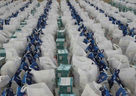 توزیع ۲۰ هزار بسته معیشتی کمیته امداد در آذربایجان شرقی