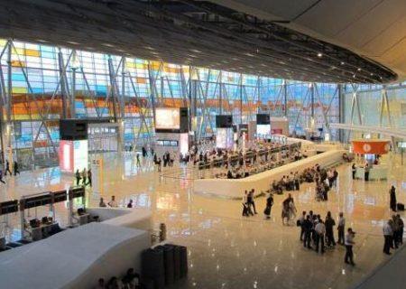 تعداد خارجشدگان از فرودگاه ارمنستان بشدت از تعداد واردشدگان به این کشور فراتر رفته است