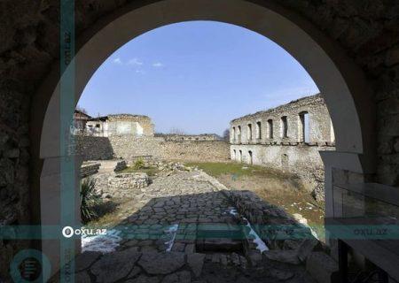 رصد ۳۱۳ ابنیه تاریخی در سرزمینهای آزادشده آذربایجان