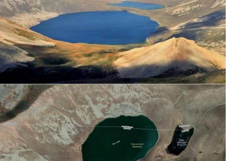 منوا هوسپیان: در حال حاضر، دریاچه قاراگول تحت کنترل طرف آذربایجانی است