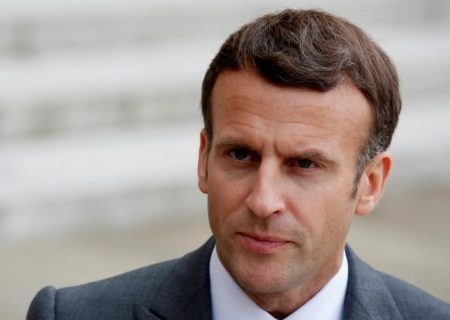 دست رئیس جمهور فرانسه رو شد! ماکرون گرفتار و تحت تأثیر لابی و دیاسپورای ارمنی