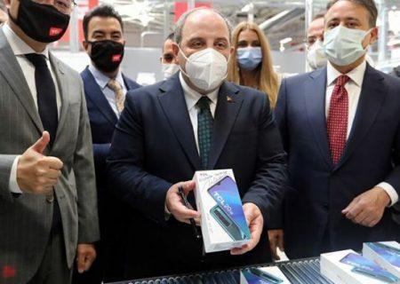 کمپانی TCL، تولید گوشی هوشمند را در ترکیه آغاز کرد