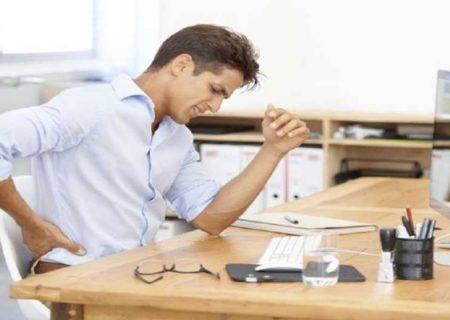 عوارض نشستن طولانی مدت برای سلامتی (اینفوگرافیک)