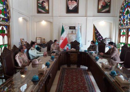 تامین امنیت و حفاظت آثار تاریخی مناطق مرزی خداآفرین و جلفا